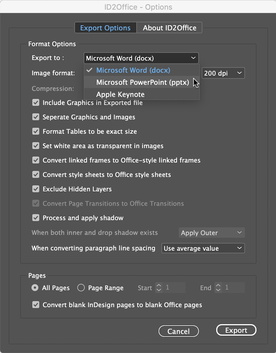 Recosoft ships ID2Office 2021 - Export InDesign to Word, PPT & Keynote Image