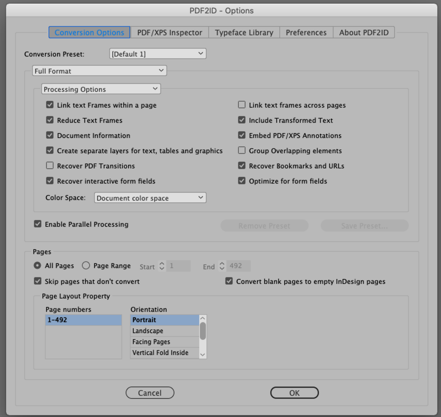 Recosoft releases PDF2ID 2020 - PDF to InDesign 2020 converter ships Image