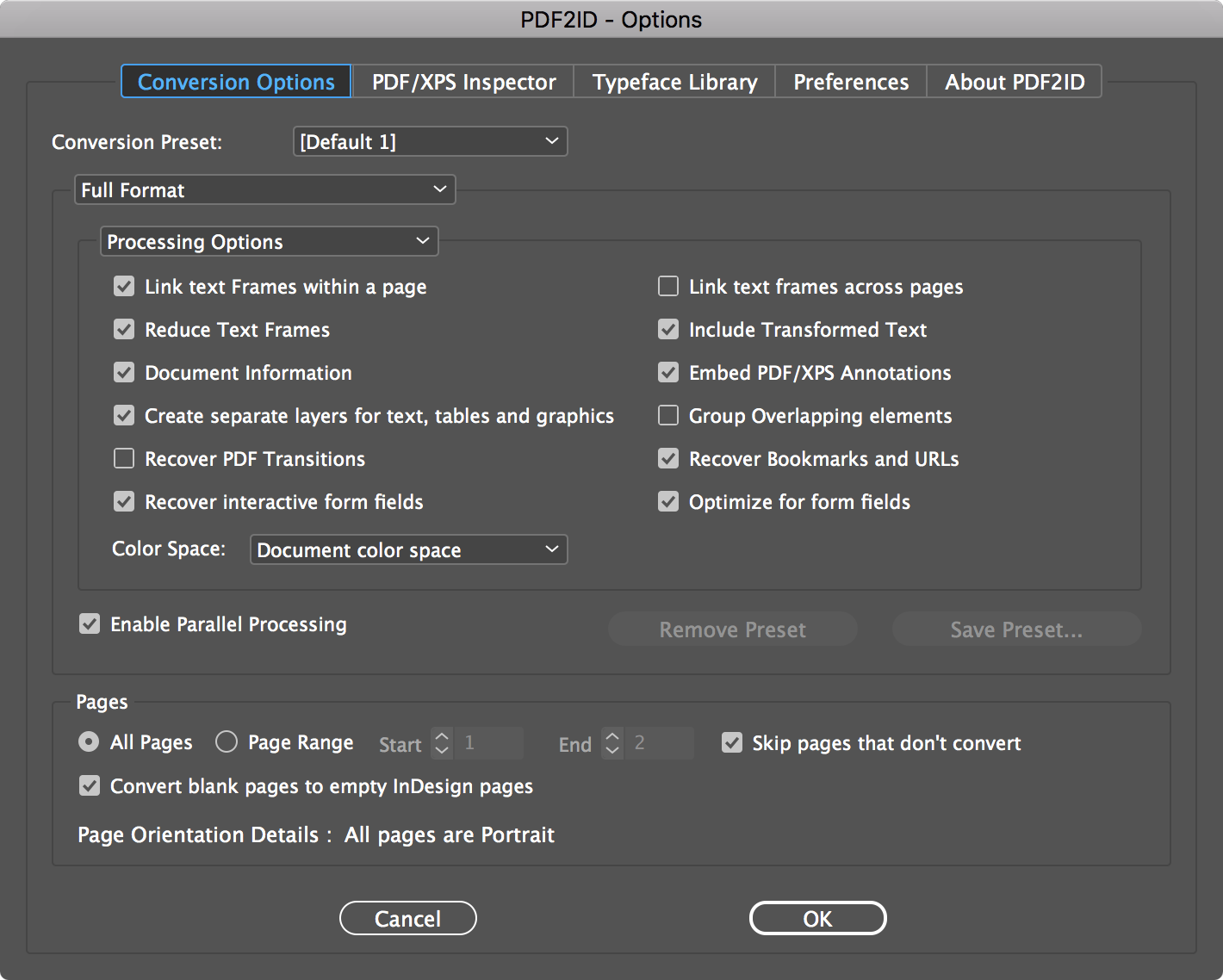 Recosoft releases PDF2ID 2019 - PDF to InDesign CC 2019 plug-in ships Image